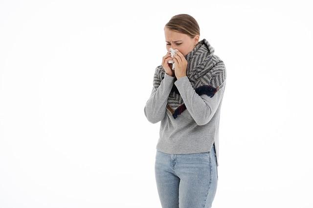 Rýma a aromaterapie.